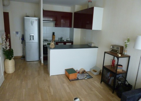 Vente Appartement  comprenant 2 pieces 37m2 21000 DIJON